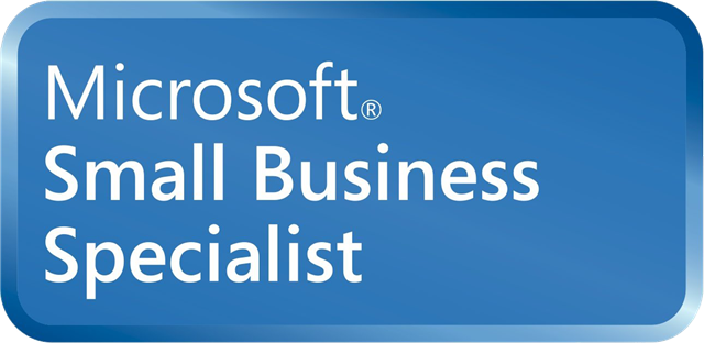 Propona is both a Microsoft Certified Partner and a Microsoft Small Business Specialist.